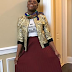 Photogist: Chimamanda Ngozi Adichie Speaks To High School Students In Washington DC