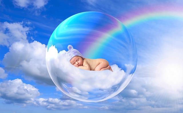 #Cermin Bayi Besar