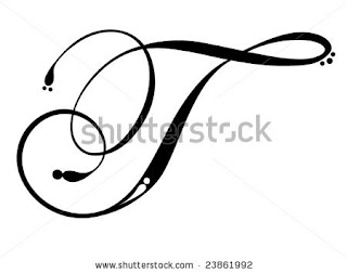 Tatuaggi Lettera...U Letter Design Tattoo