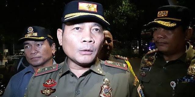 Terciduk Tak Pakai Masker, 983 Warga Jakarta Dapat 'Hadiah' Rompi Oranye