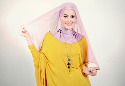 Aneka Macam Jilbab Paris Yang Sedang Jadi Trend Tahun Ini