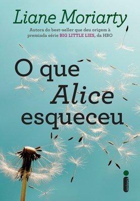 Livro O Que Alice Esqueceu