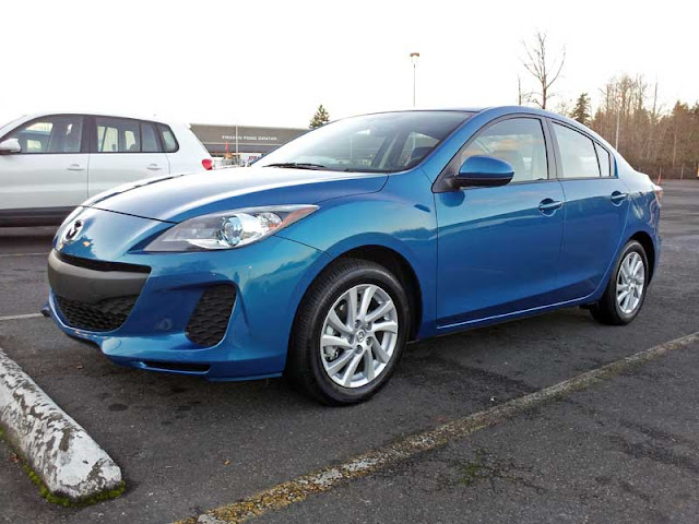 2012 Mazda 3 i Grand Touring with SKYACTIV engine - Subcompact Culture