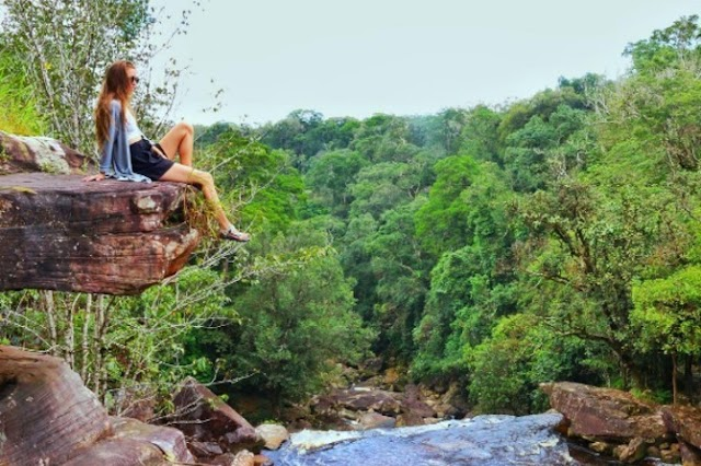 Find a little peace on the Bokor plateau