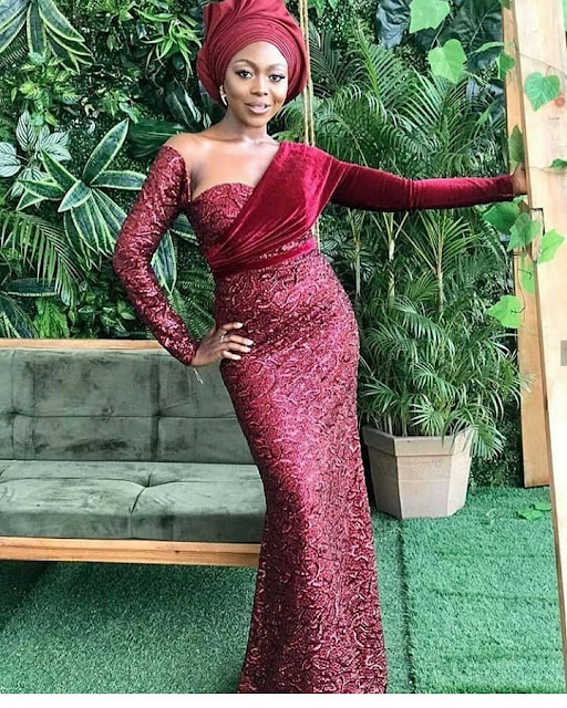 2020 Latest and Magnificent Asoebi Designs for Events