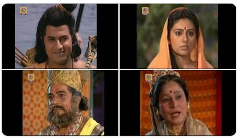 Ramayan on DD National Channel