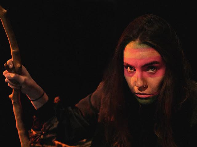 Tim Benjamin: The Fire of Olympus - Sophie Dicks as Prometheus