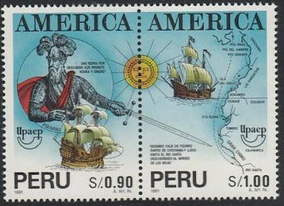 peru The Route Of Francisco Pizarro