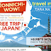 KONNICHI-WOW: Win A Free Trip To Japan