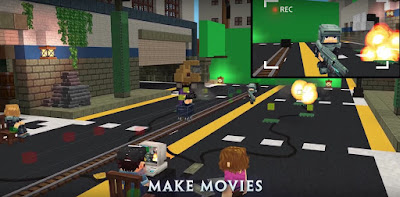 Hytale, Make Movie, Screenshot