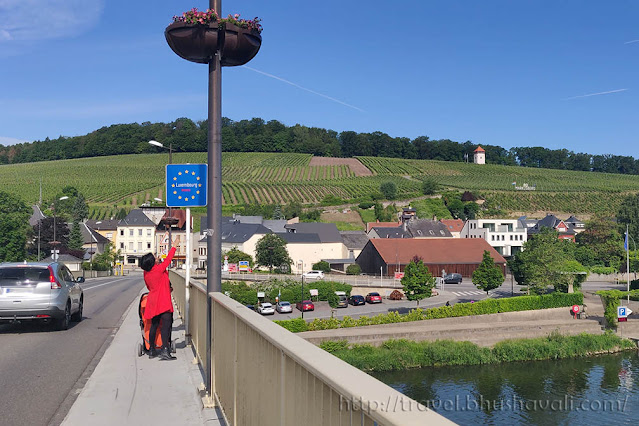 Day trip from Luxembourg City