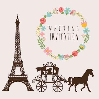 Свадебные картинки для приглашений.