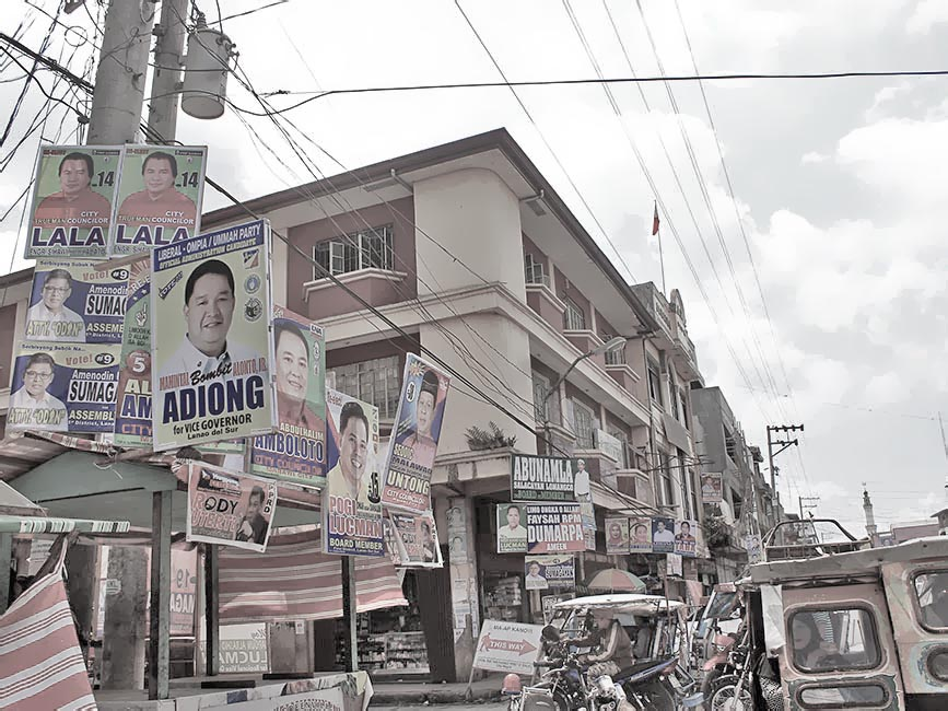 Quezon Avenue, Marawi City