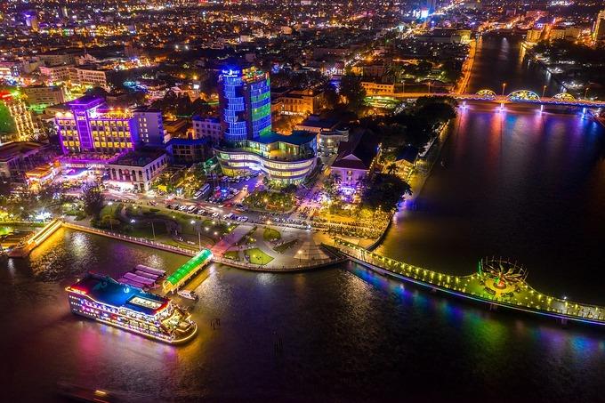 Cần Thơ - trung tâm kinh tế vùng Tây Nam Bộ sở hữu nhiều lợi thế phát triển đô thị quy mô lớn.