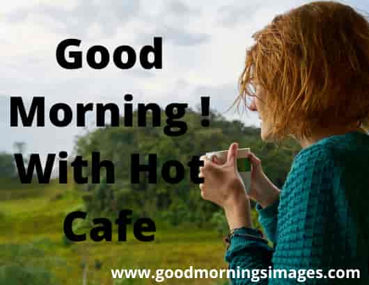 Good Morning Cafe Images