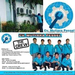 Cv. Mutiara Pessel | Service AC di Pamulang