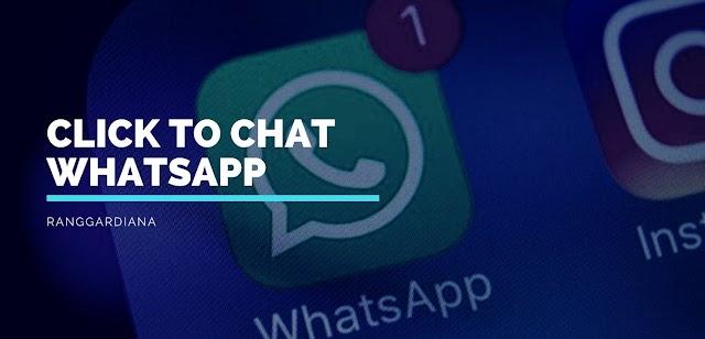 """Cara Membuat Link Whatsapp untuk Chat. Mudah Banget Bikin """"Click to Chat"""""""