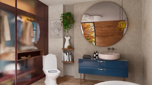 Bathroom Mirrors Design