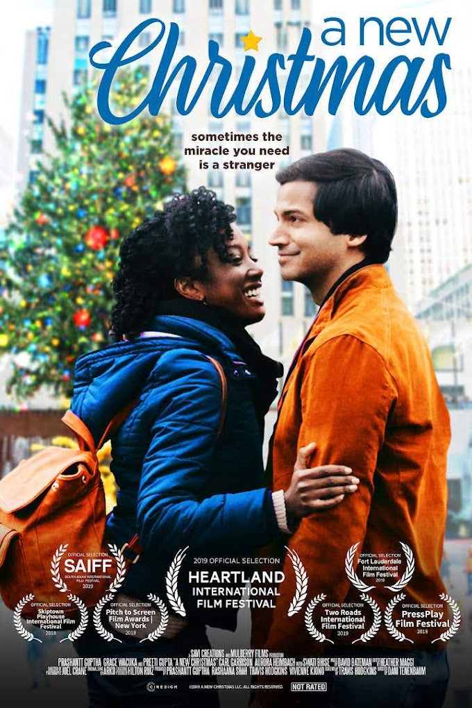 Movie : A New Christmas ( 2019 )