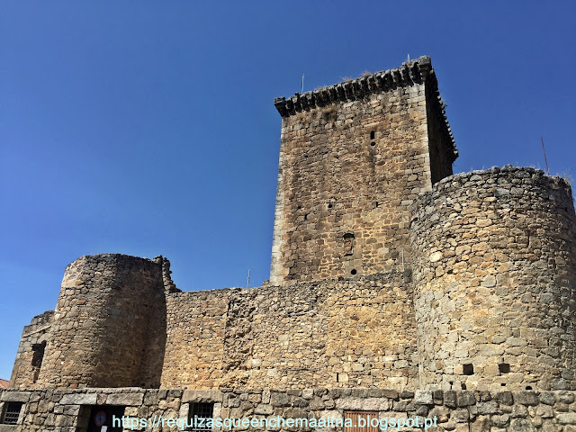 Castelo de Miranda del Castañar