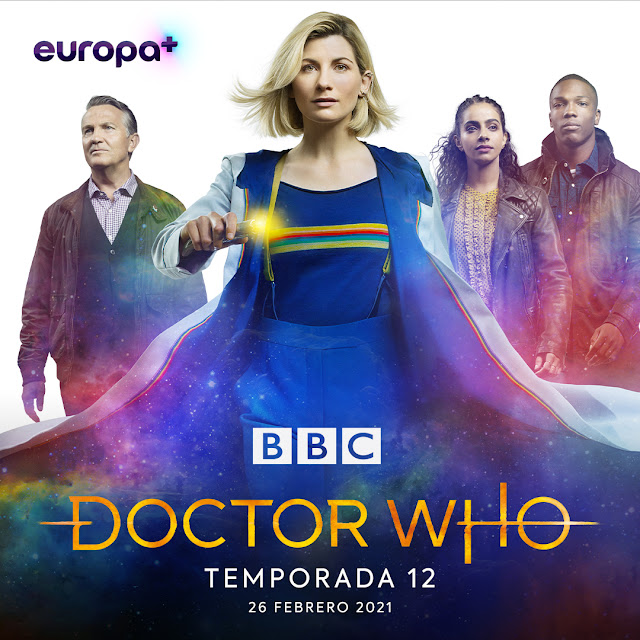 Lo mejor de BBC Studios está ahora en Europa+