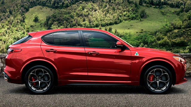 Alfa Romeo Stelvio Quadrifoglio - Se presenta en Auto Show de Los Ángeles
