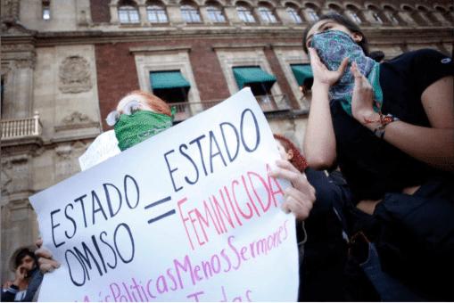 Diputados de México aumentan penas por feminicidio