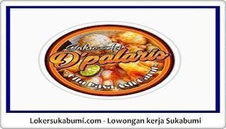 Lowongan Kerja Kedai Bakso Aci D'palaris Sukabumi