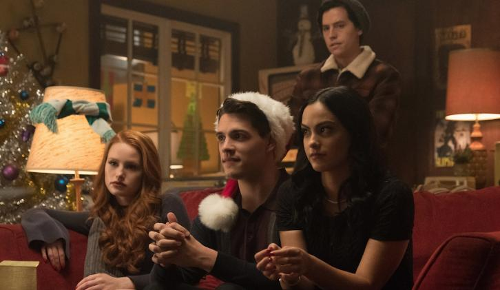 Riverdale - Episode 2.09 - Silent Night, Deadly Night - Promos, Promotional Photos & Press Release