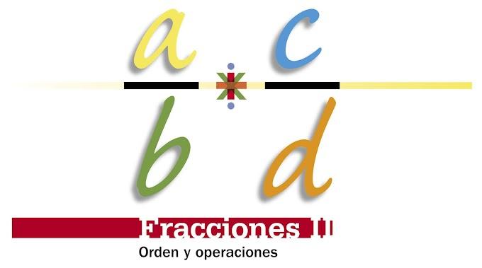 Fracciones 2 - Algo de Matemáticas