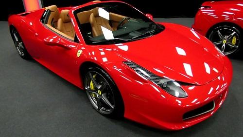 Ferrari advantages