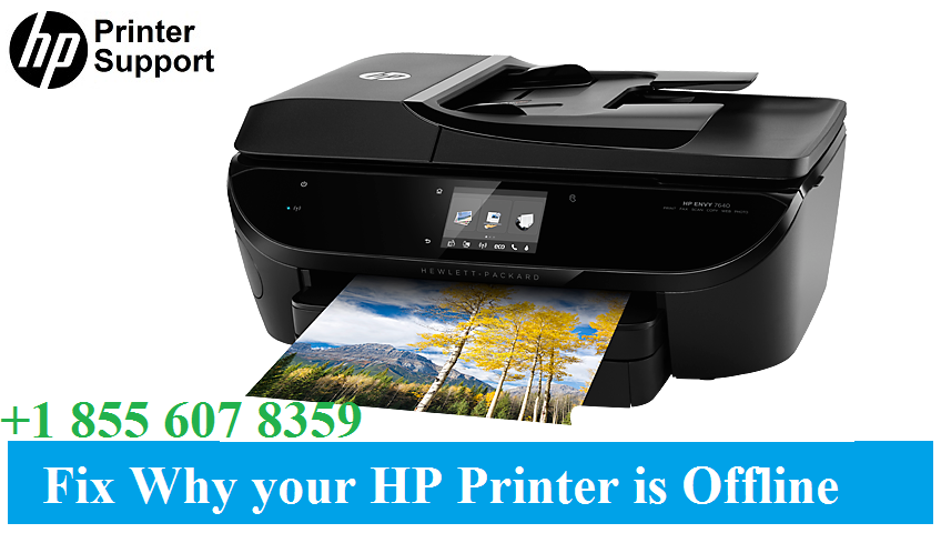 Detailed Guide to Troubleshoot the HP Printer Offline Issue