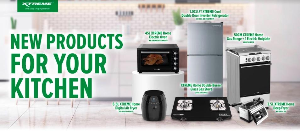 XTREME Appliances Newest Kitchen Products