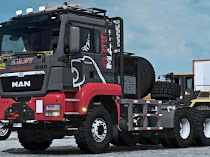 MAN TGS 33 Reworked Russian - Asian ETS 1.37