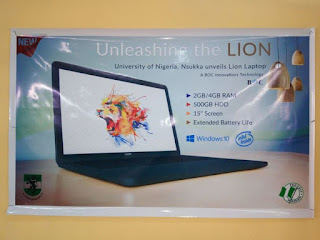UNN produces LION laptop