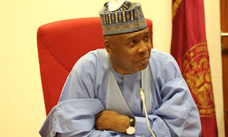 Politics: Presidency lists 20 sins Saraki committed against Buhari, APC
