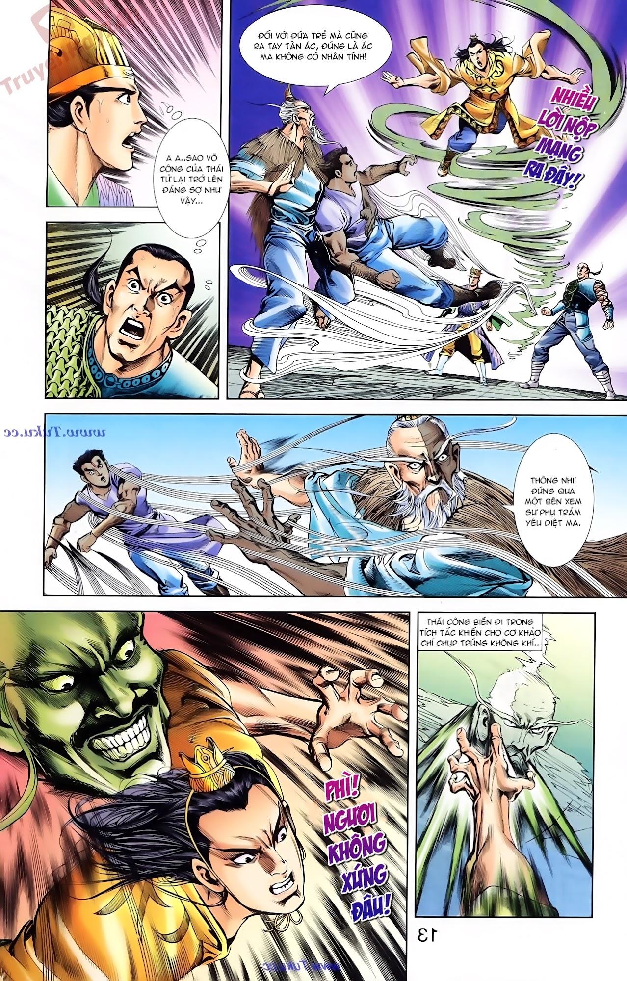 Cơ Phát Khai Chu Bản chapter 75 trang 24