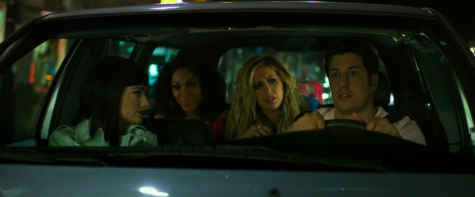 Un Chofer en Apuros (2016) 1080p Latino - Ingles captura 2