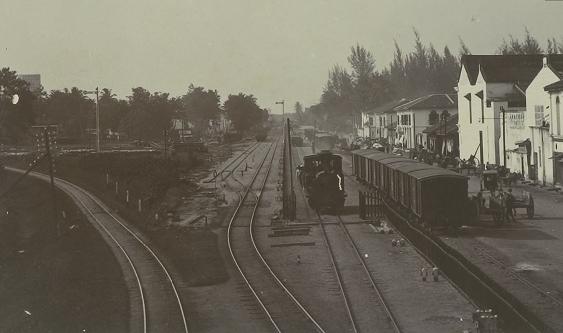 Sejarah Kereta Api di Sumatera Utara, Salah Satu Cikal Bakal Perkeretaapian di Pulau Sumatera