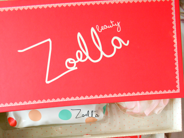 Zoella Beauty Awesome Drawersome Bathing Collection