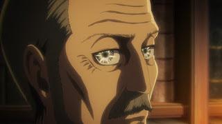 進撃の巨人 始祖の巨人『ウーリ・レイスの父親』   Attack on Titan Rod and Uri's father    Founding Titan   Hello Anime !