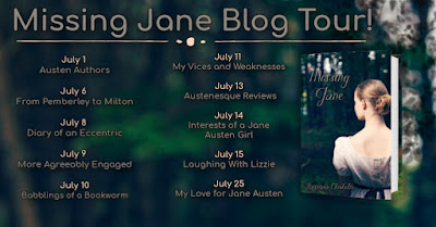 Blog Tour - Missing Jane by Bronwen Chisholm