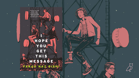 Para Ler em Inglês: Hope You Get This Message - Farah Naz Rishi