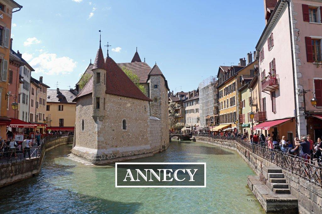 12 imprescindibles que ver en Annecy