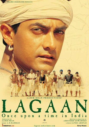 Lagaan: Once Upon a Time in India 2001 Full Hindi Movie Download