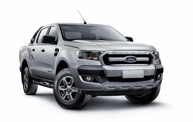 Ford Ranger 2019 - diesel