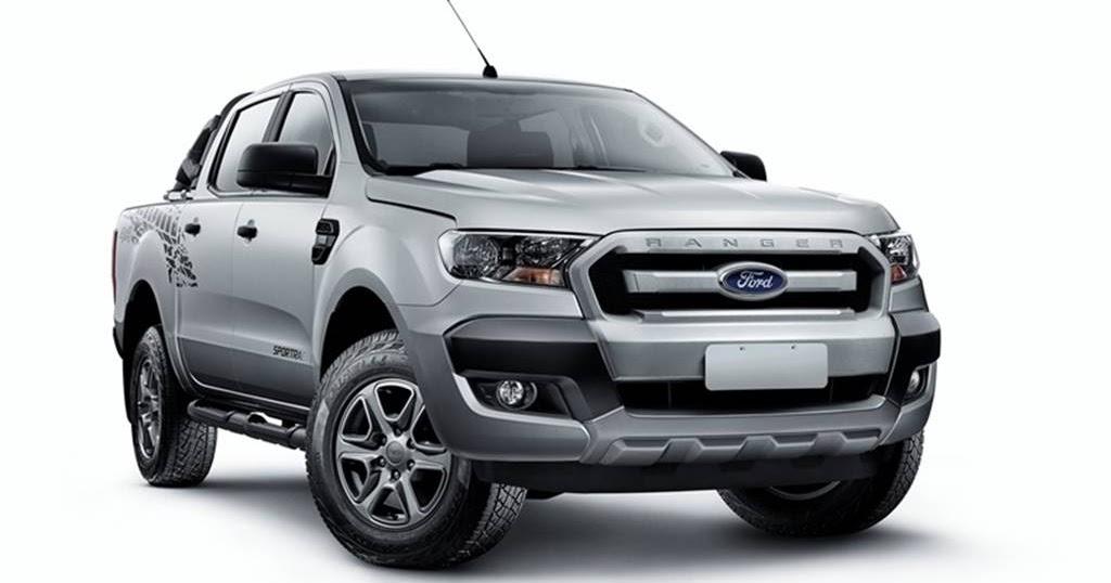 nova ford ranger 2018 sportrack chega por r 156 mil car blog br. Black Bedroom Furniture Sets. Home Design Ideas