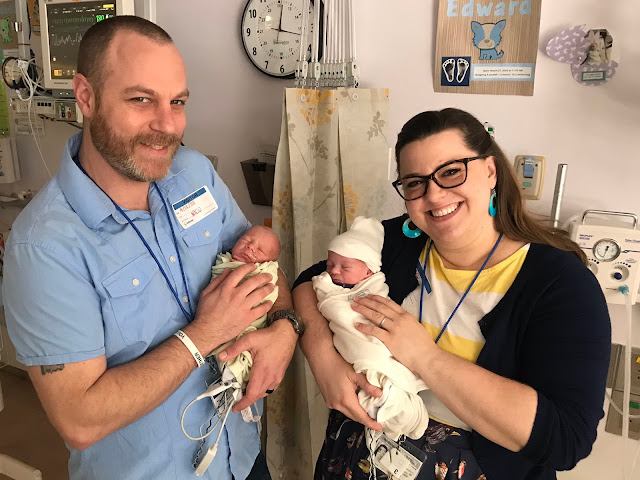 Couple Welcomes Twin Boys After 10 Years TTC