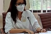 Stella Runtuwene Pimpin RDP Komisi lll Dengan Balai Wilayah Sungai