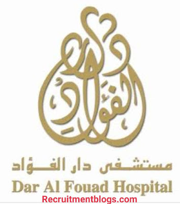 Talent Acquisition specialist At Dar AlFouad Hospital